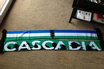 Cascadia Doug Flag Scarf