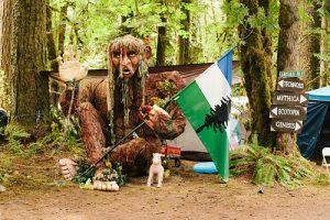 Cascadia NW Festival Sasquatch