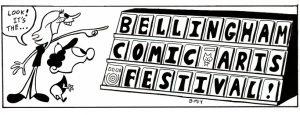 Bellingham Comic Arts Festival @ Bellingham Alternative Library | Bellingham | Washington | United States