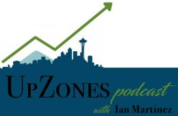 Upzones Podcast Logo