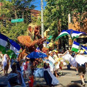 Womxn Act on Seatte: Organizing Around Bioregionalism @ Horizon Books | Seattle | Washington | United States