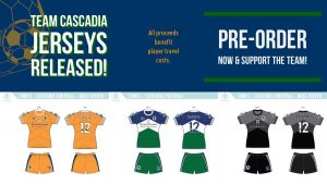 Cascadia v Tamil Elam World Cup Match (Group A) @ Fisher FC Club Shop |  |  |
