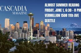 Cascadia Magazines Reading