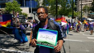 Faces of Cascadia Seattle Pride