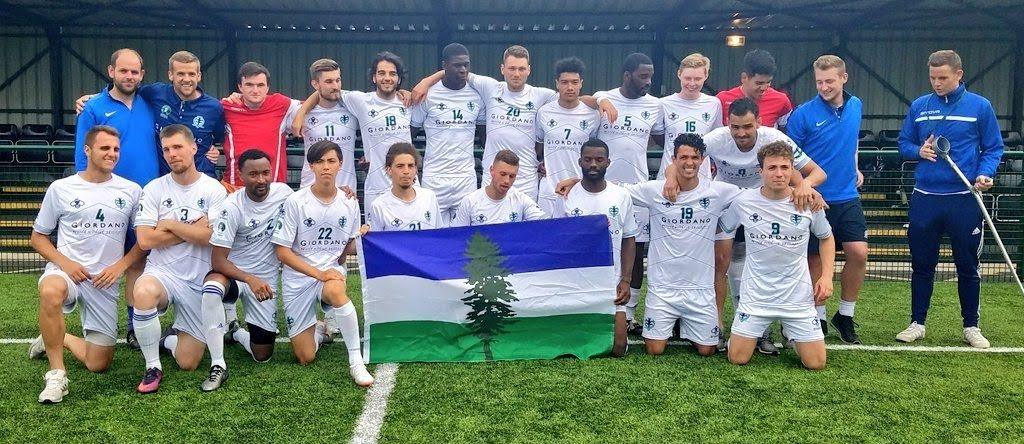 Team Cascadia Photo CONIFA